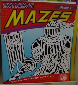 Extreme Mazes Book 2 - Click Image to Close