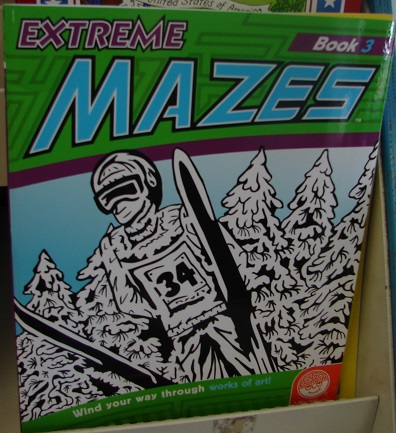 Extreme Mazes Book 3 - Click Image to Close