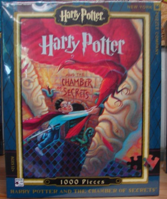 Harry Potter And Chamber Of Secrets 1000 Piece
