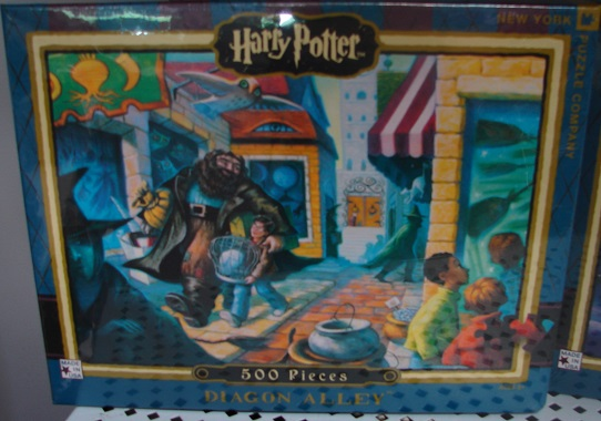 Diagon Alley 500 Piece