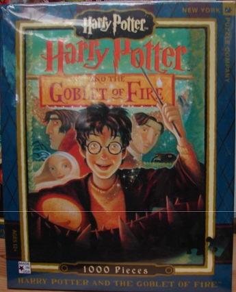 Harry Potter And Goblet Of Fire 1000 Piece