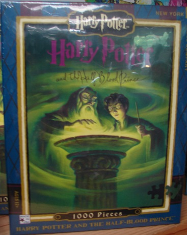 Harry Potter And The Half Blood Prince 1000 Piece