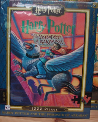 Harry Potter And The Prisoner Of Azkaban 1000 Piece