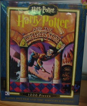 Harry Potter And Sorcerer's Stone 1000