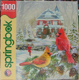 Cardinal Holiday Retreat 1000