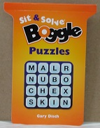 Sit & Solve Boggle Puzzles - Click Image to Close