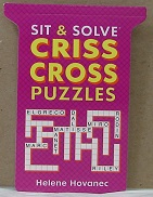 Sit & Solve Criss Cross Puzzles