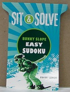Sit & Solve Bunny Slope Easy Sudoku - Click Image to Close