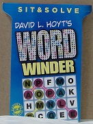 Sit & Solve Word Winder
