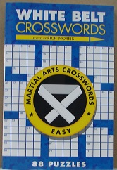 White Belt Crosswords Martial Arts Crosswords Easy