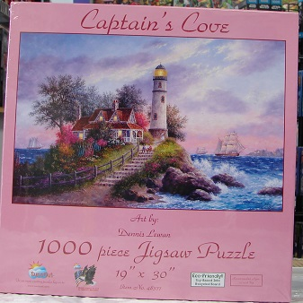 Captain's Cove 1000
