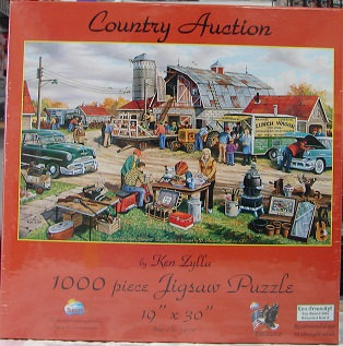 Country Auction 1000