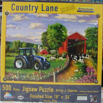Country Lane 500