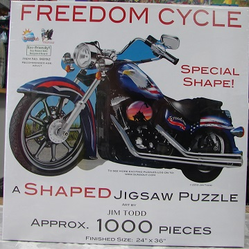 Freedom Cycle 1000