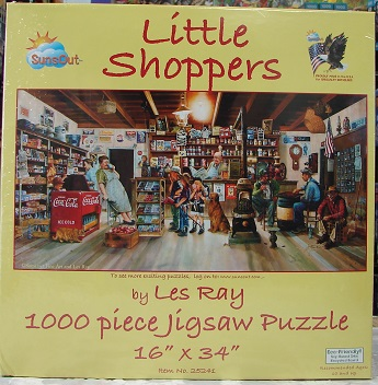 Little Shoppers 1000