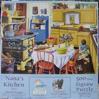 Nana's Kitchen 500