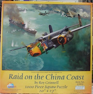 Raid On The China Coast 1000