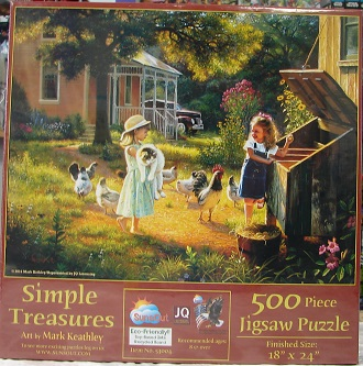Simple Treasures 500