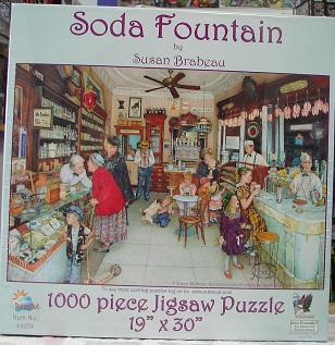 Soda Fountain 1000