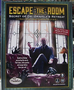 Escape The Room Dr Gravely's Retreat