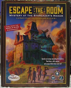 Escape The Room Stargazer Manor