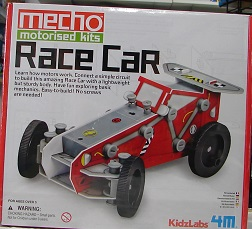 Mecho Race Car