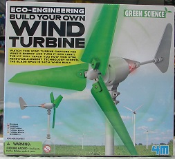 Build Your Own Wind Turbinbe