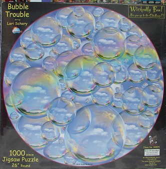Bubble Trouble 1000