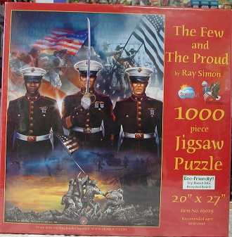 The Few And The Proud 1000